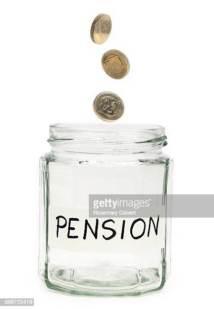 Beginning to save for a pension