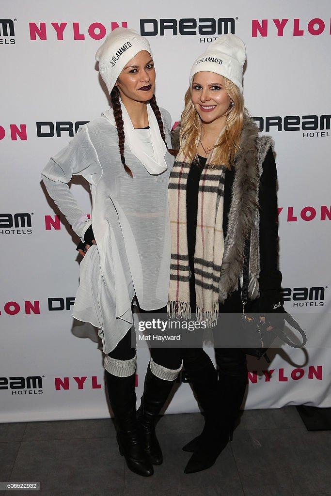 NYLON + Dream Hotels Apres Ski At Sundance Film Festival - 2016 Park City : News Photo