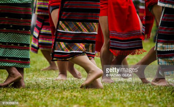 begnas festival - filipino culture stock pictures, royalty-free photos & images