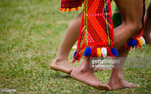 begnas festival - filipino culture stock photos and pictures