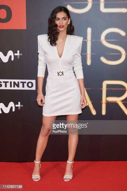 Begona Vargas attends the 'INSTINTO' premiere at Callao Cinema in Madrid Spain on May 9 2019