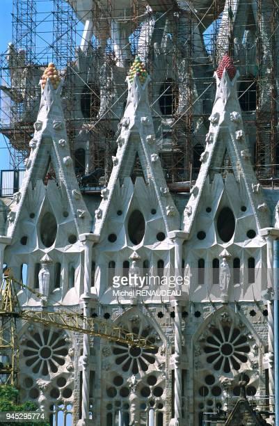 Begun in 1883 by Francisco de Paula del Villar, the construction of the expiatory temple of the Sagrada Familia was continued by Antonio Gaudi from...