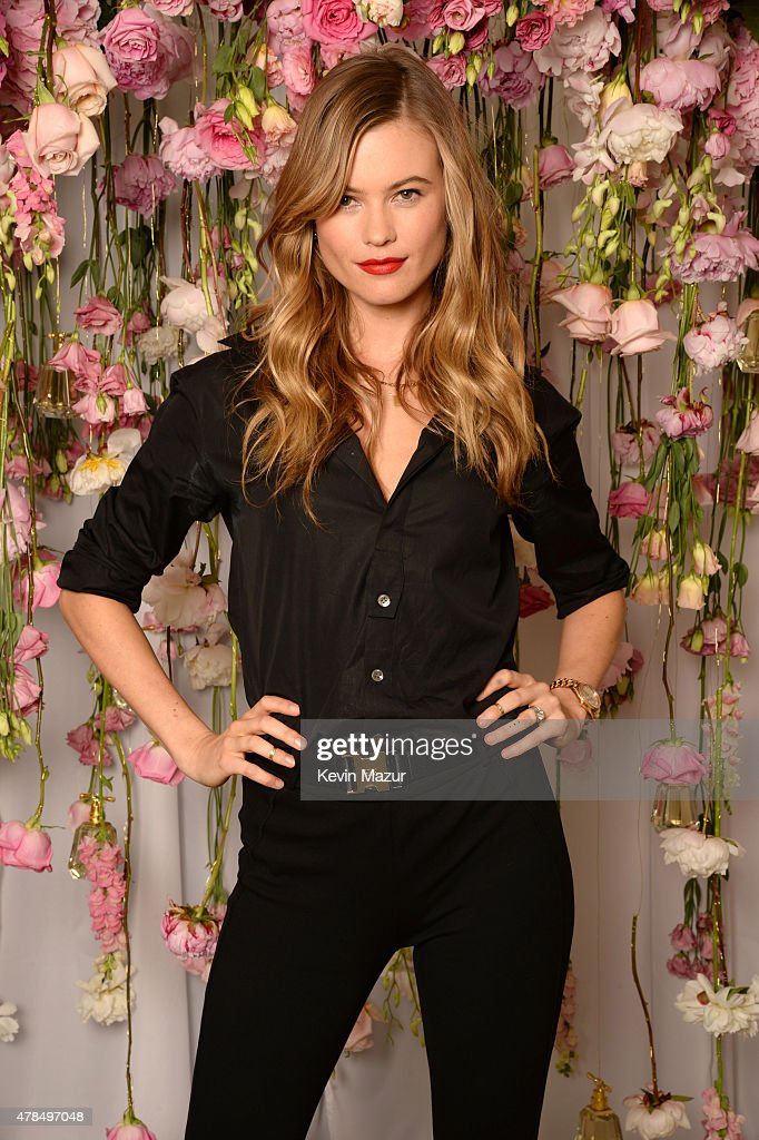 Behati Prinsloo Launches I Am Juicy Couture Fragrance