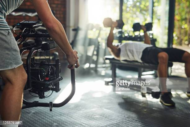 behind the camera - film set stock pictures, royalty-free photos & images
