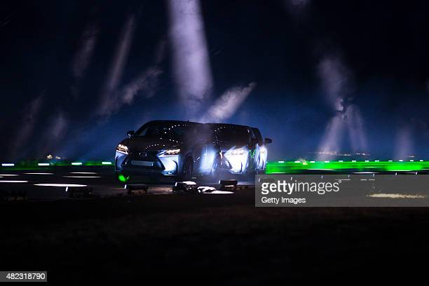 Behind the scenes at the making of Lexus #NXontrack an audio visual film that sees three Lexus NX cars drive down a 'sound road' fitted with more...