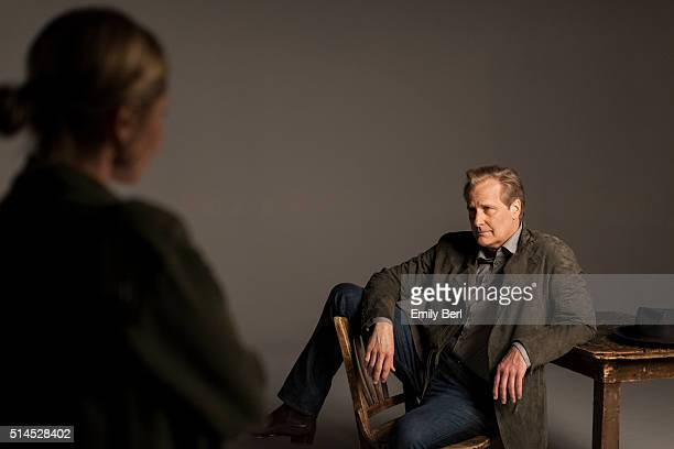 Behind the scenes of The Hollywood Reporter Drama Actor Roundtable with Jeff Daniels for The Hollywood Reporter on March 30 2014 in Los Angeles...