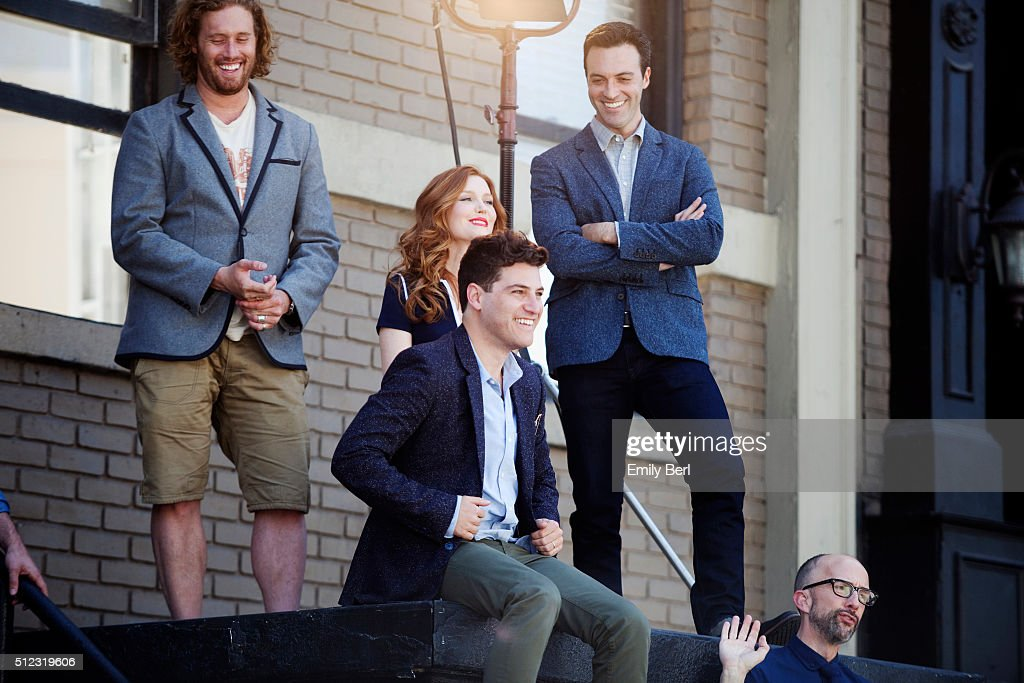 Behind the Scenes of the Supporting Actor Roundtable, THR, May 29, 2014