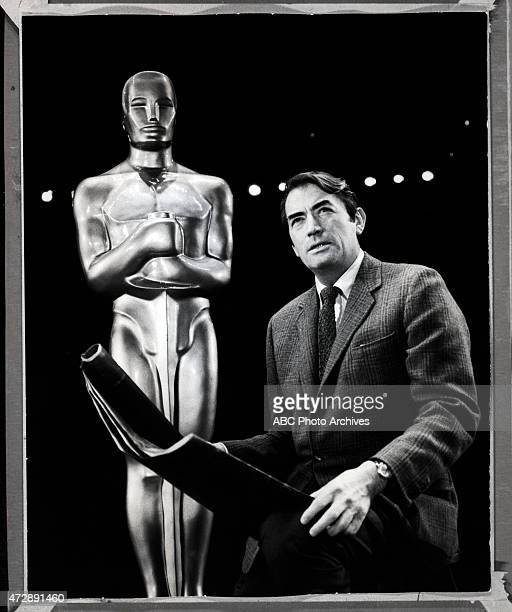 AWARDS BehindtheScenes Coverage Airdate April 14 1969 GREGORY