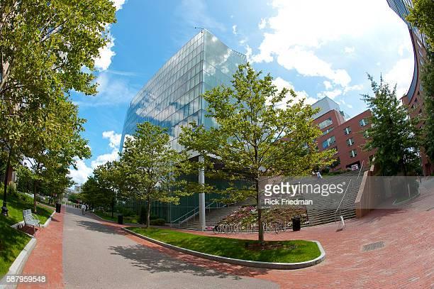 Behrakis Health Sciences Center at Northeastern University in Boston MA