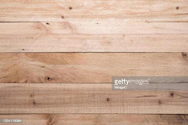 beige colored wood paneling background - plank timber stock pictures, royalty-free photos & images