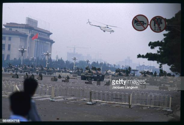 Beijing After the Tian An Men Square Repression