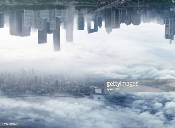 beijing and shanghai,china - east asia, - upside down stock pictures, royalty-free photos & images