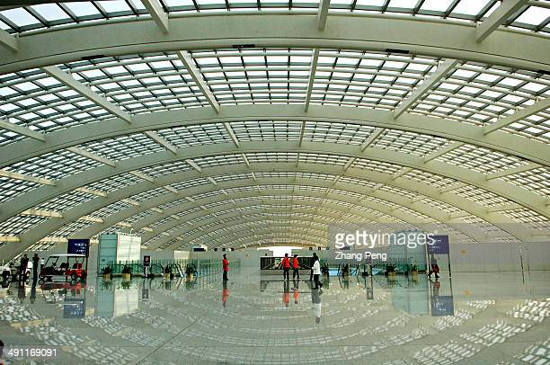 Beijing Capital International Airport new Terminal 3 started operation on 29th February 2008 The new terminal will serve Olympic and Paralympic...