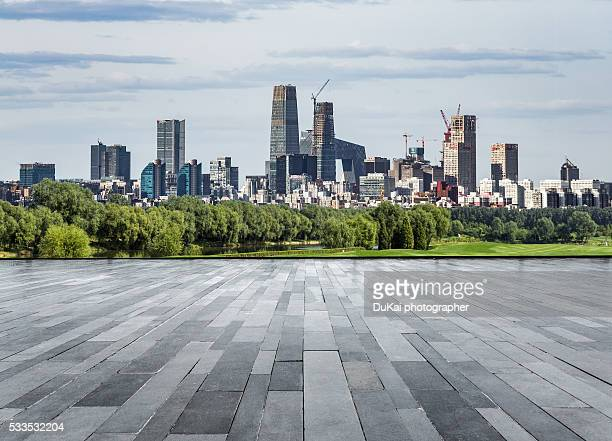 Beijing City Square