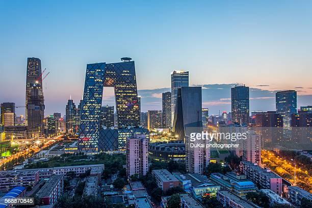 Beijing International Business Center