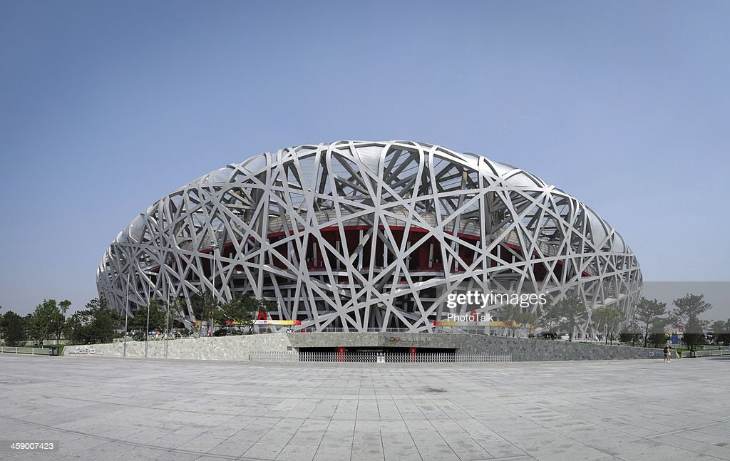 "Beijing National Olympic Stadium ""Bird's Nest"" - XXXLarge : Stock Photo"