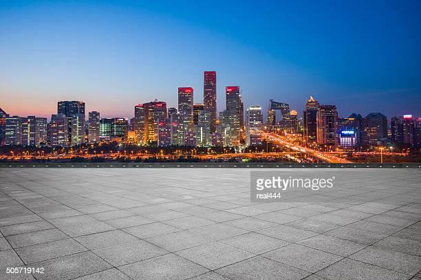 Peking, Nächte