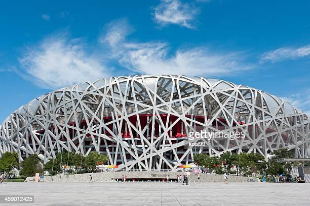 Beijing Olympic National Stadium-Bird's Nest