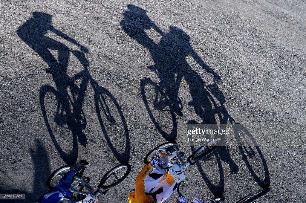 Beijing Olympics / Cycling :  Bmx : News Photo
