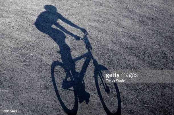 Beijing Olympics, Cycling : Bmxillustration Illustratie, Shadow Hombre Schaduw, Strombergs Maris , Men Mannen, Laoshan Bmx Venue, Olymische Spelen,...