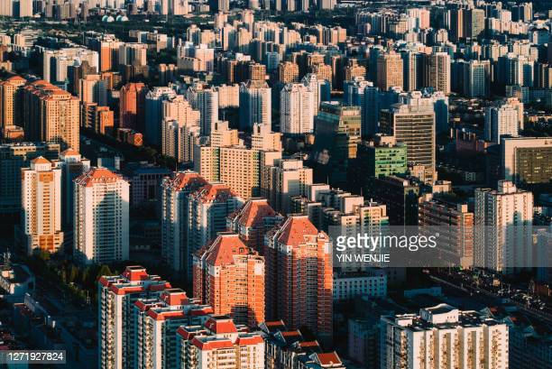 beijing - olympic stadium stock pictures, royalty-free photos & images