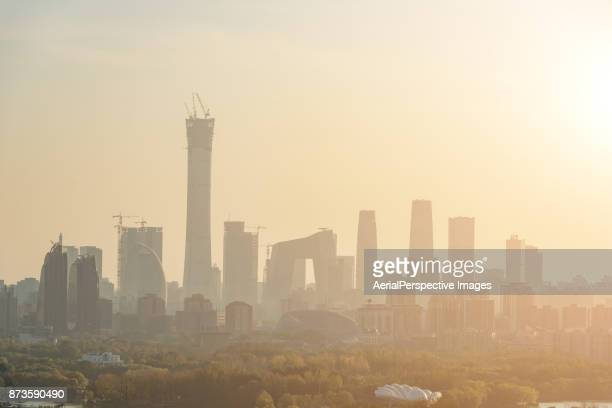 beijing smog - smog stock pictures, royalty-free photos & images
