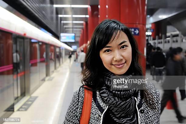 beijing subway station - xlarge - metrostation stockfoto's en -beelden