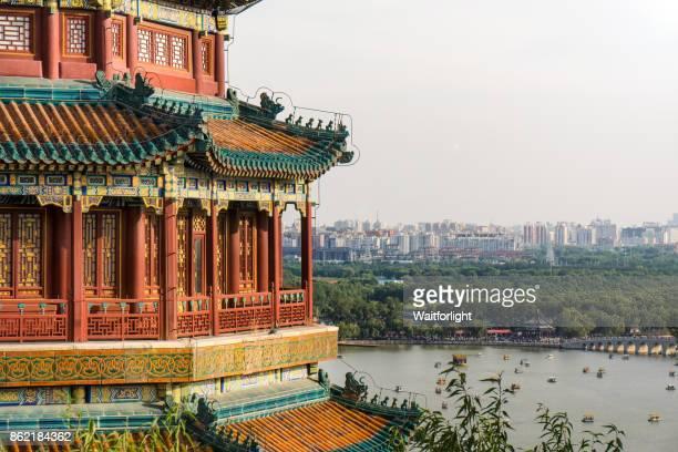 Beijing Summer Palace scenery