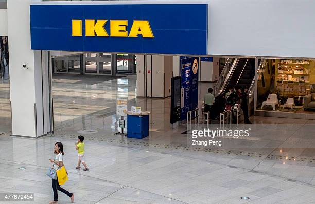 Beijing Xihongmen Store located in a large shopping center named LIVAT developed by InterIkea is the second store in Beijing To accommodate the...