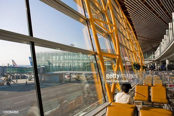 Beijing,Beijing Capital International Airport,Terminal 3,