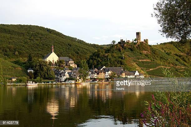 Beilstein, Mosel Valley in Deutschland