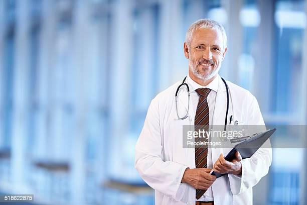 Als Arzt ist so Erfüllung