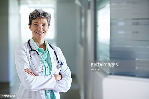 being a doctor was my calling - female doctor stock photos and pictures