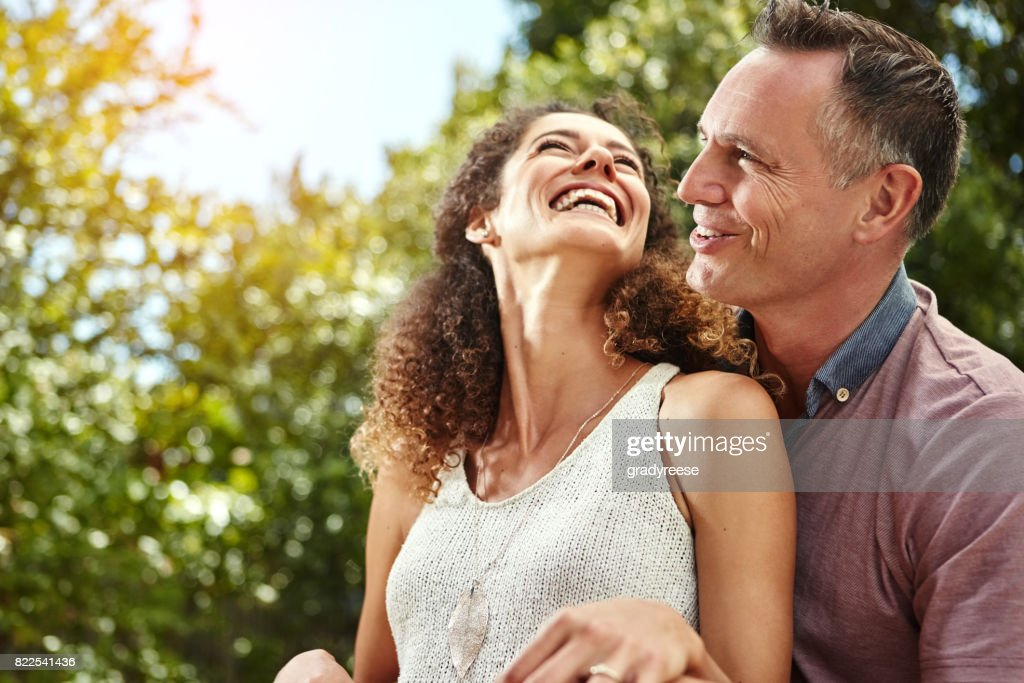 Being around you makes my day : Stock Photo