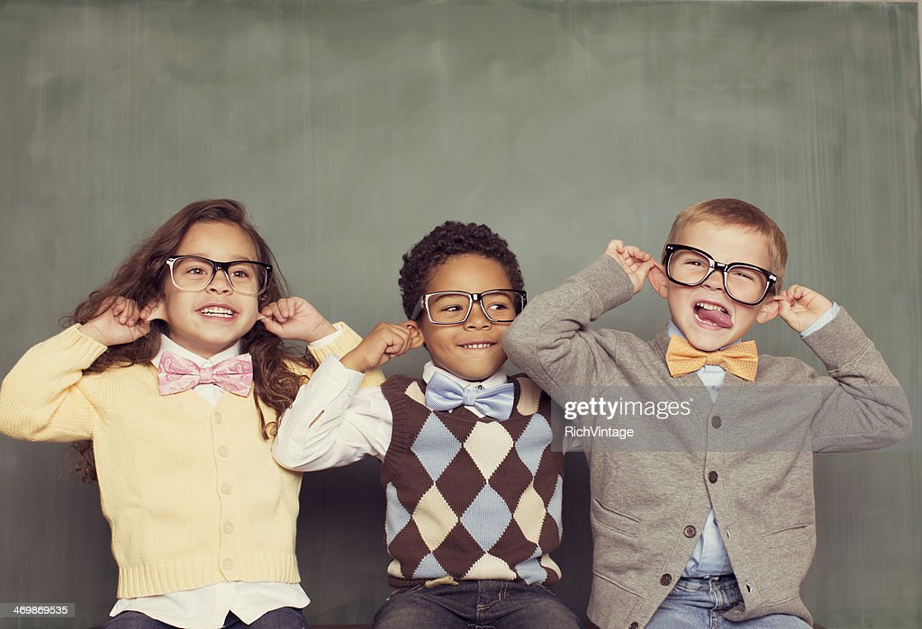 Being Goofy : Stock Photo