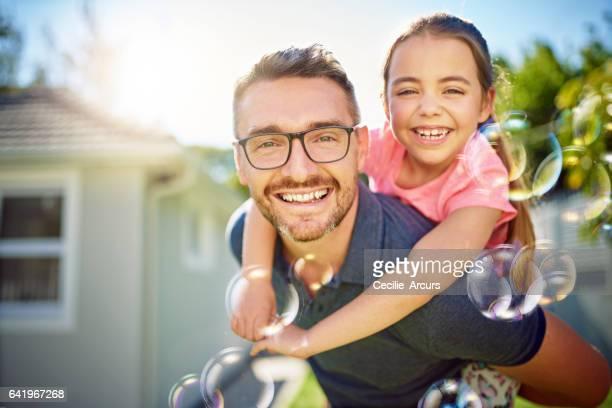 Der beste Vater kann ich für sie sein