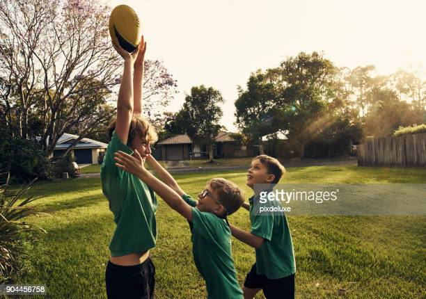 being the eldest comes with an advantage! - sports stock pictures, royalty-free photos & images