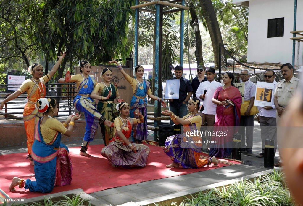 IND: Bharatanatyam Street Recitals Across Pune To Bring Home The Message Of Water Conservation