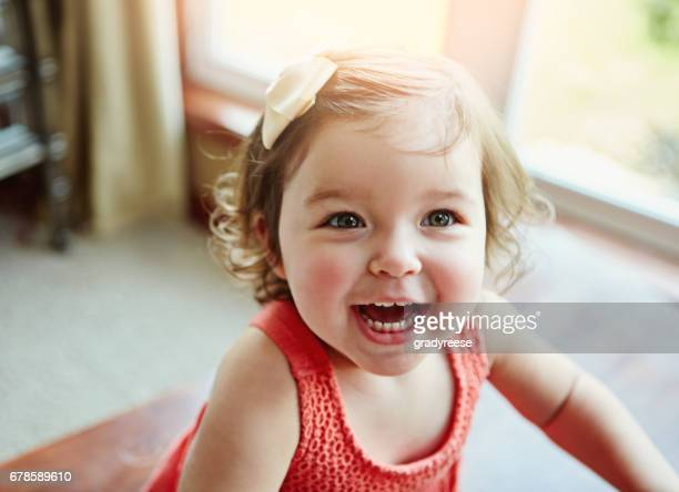 being young means enjoying days full of fun - baby girls stock pictures, royalty-free photos & images