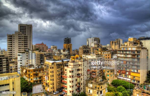 Beirut, a city of chaos