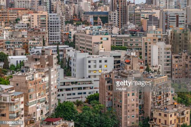 beirut, mar mikhael - lebanon stock pictures, royalty-free photos & images