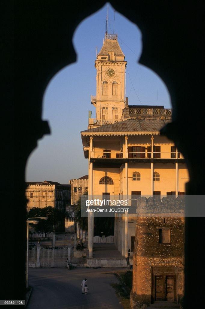 BEIT EL AJAB, STONE TOWN, ZANZIBAR : Photo d'actualité