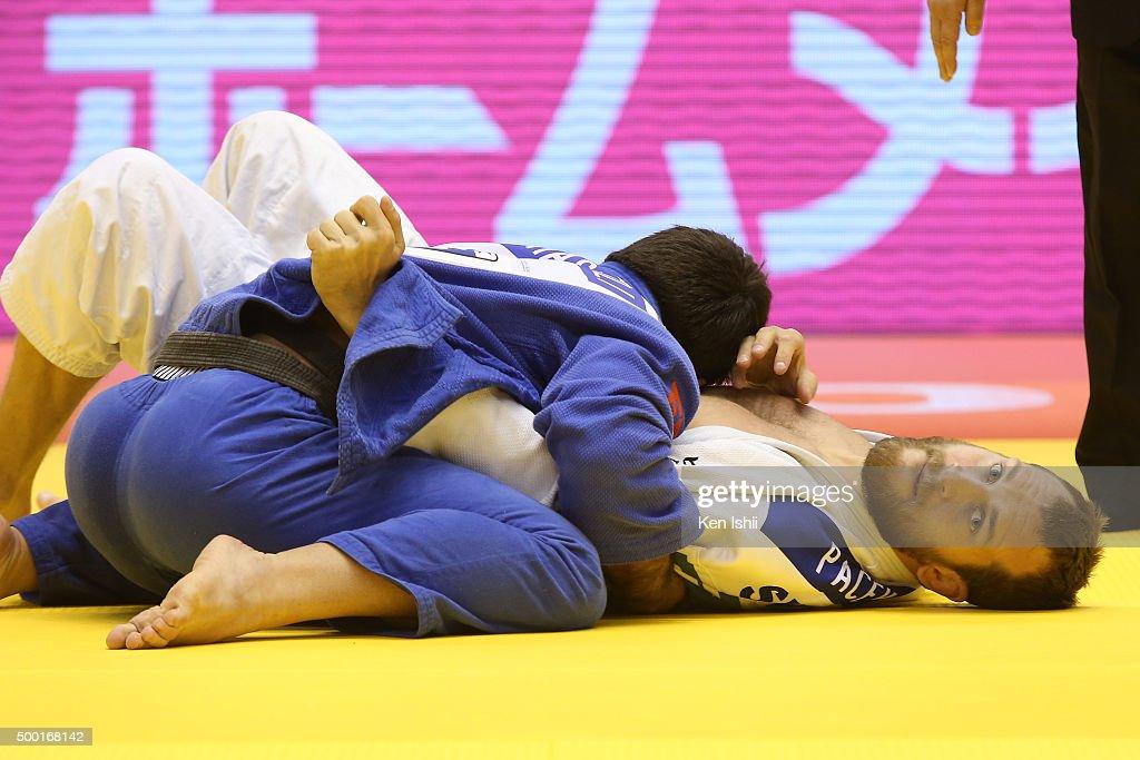 Judo Grand Slam Tokyo 2015 - Day 3
