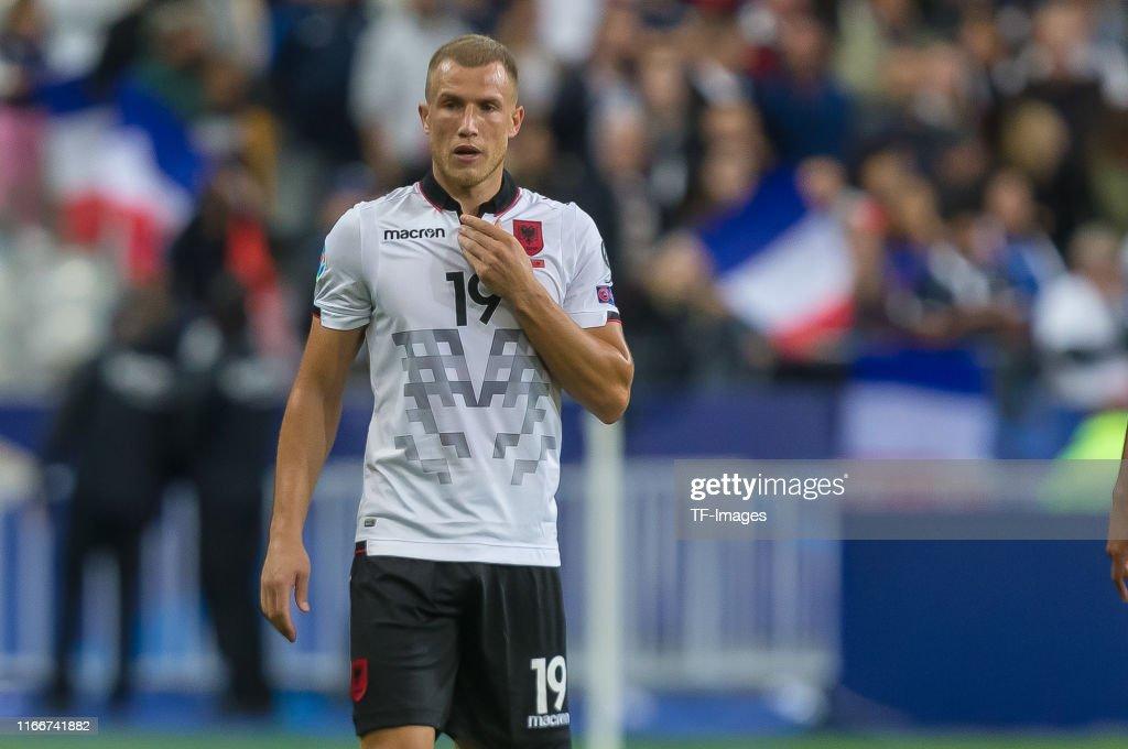 France v Albania - UEFA Euro 2020 Qualifier : Nachrichtenfoto