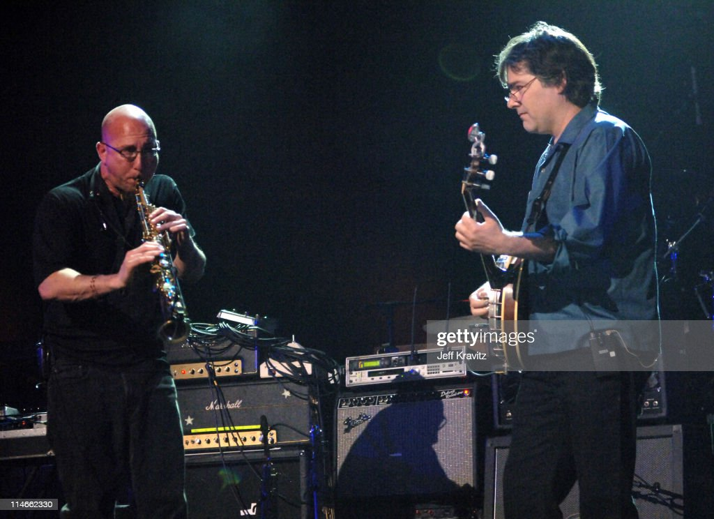 Bela Fleck and the Flecktones during 6th Annual Jammy Awards - Show and Backstage at The Theater at Madison Square Garden in New York City, New York, United States.