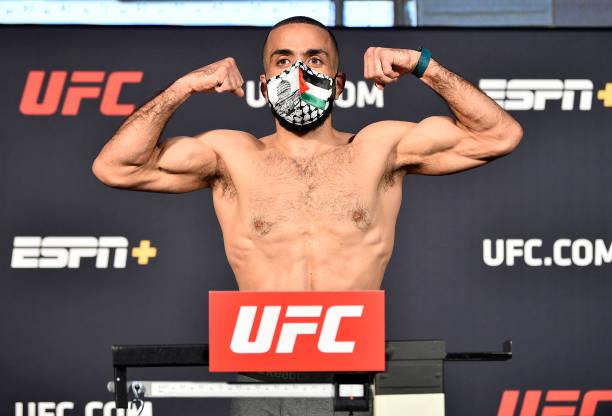 NV: UFC Fight Night Blaydes v Volkov: Weigh-Ins
