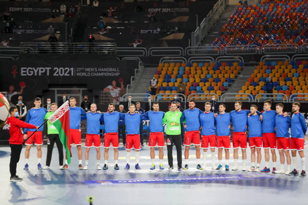 UNS: H3 v G3 - IHF Men's World Championships Handball 2021