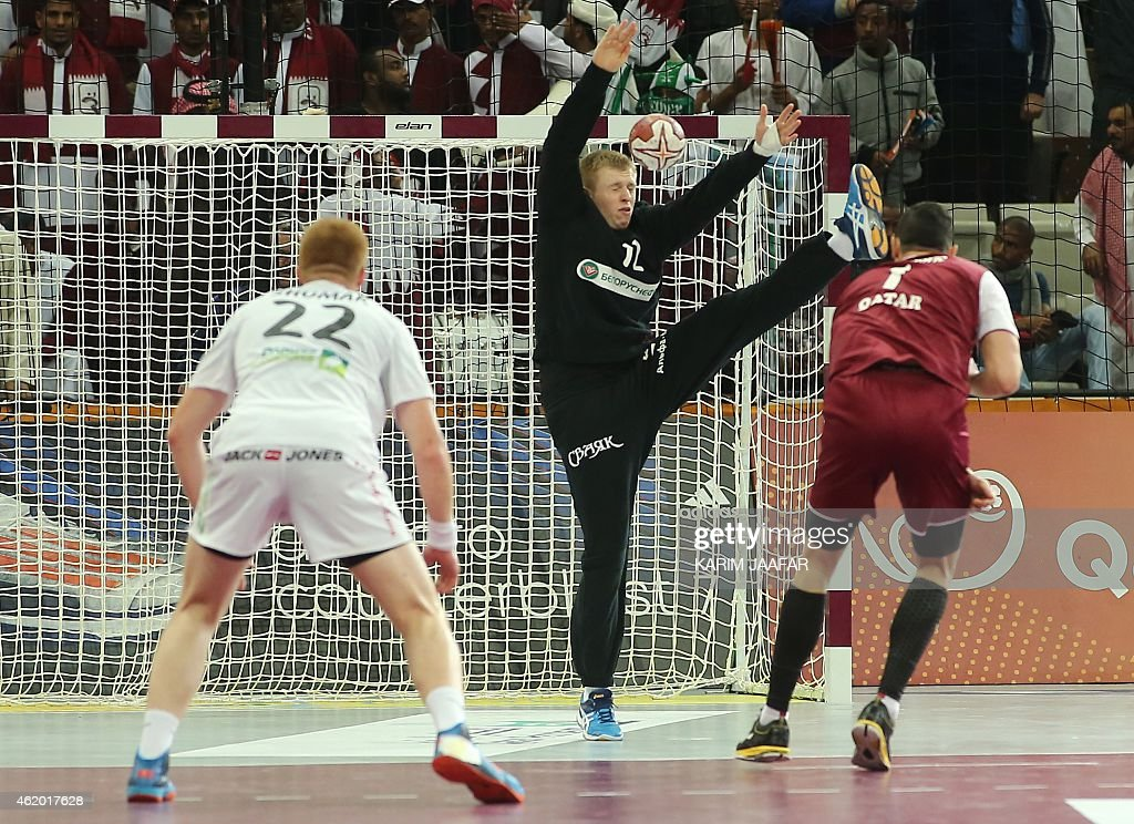 Belarus's Ivan Matskevich jump...