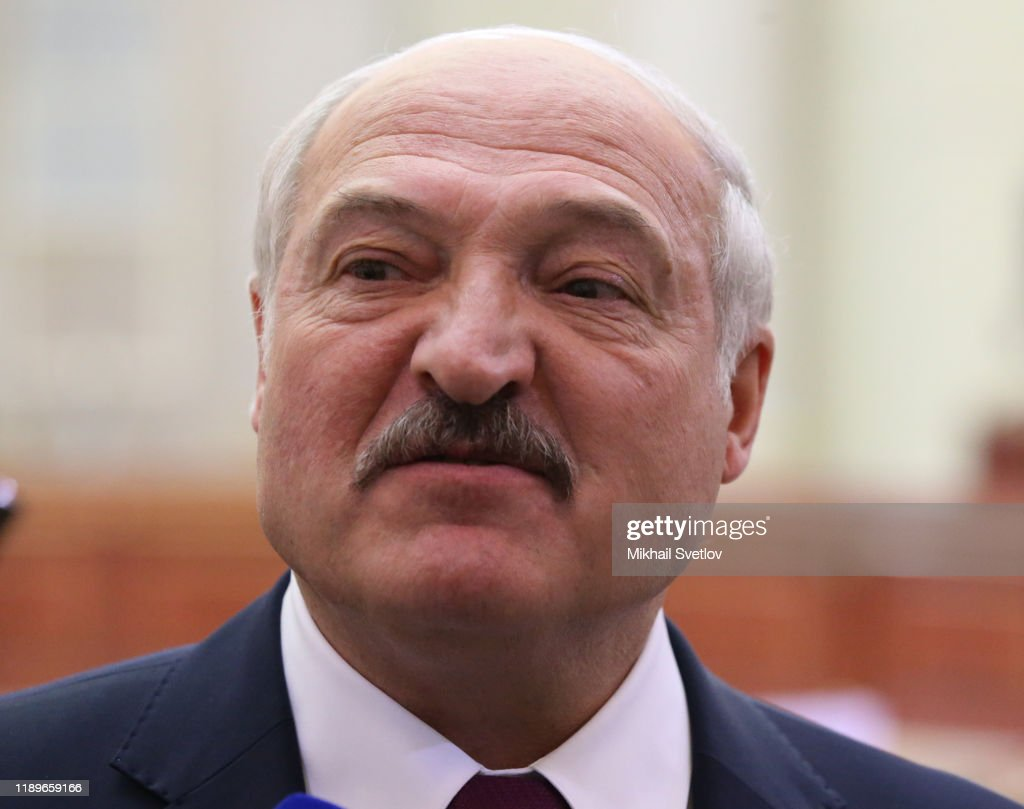 CIS and EEU Summits in Saint Petersburg : News Photo