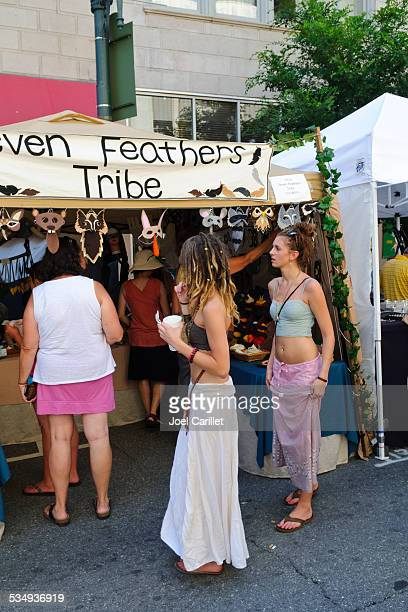 Bele Chere festival in Asheville, North Carolina